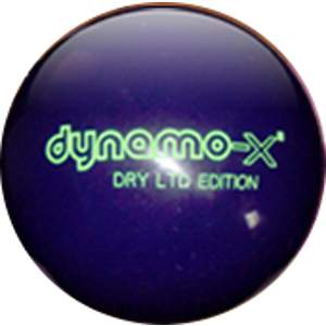 Lane #1 Dynamo X2 Dry Bowling Ball
