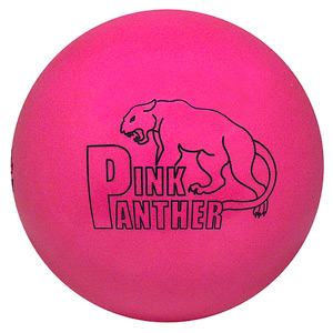 Lane 1 Pink Panther Bowling Ball
